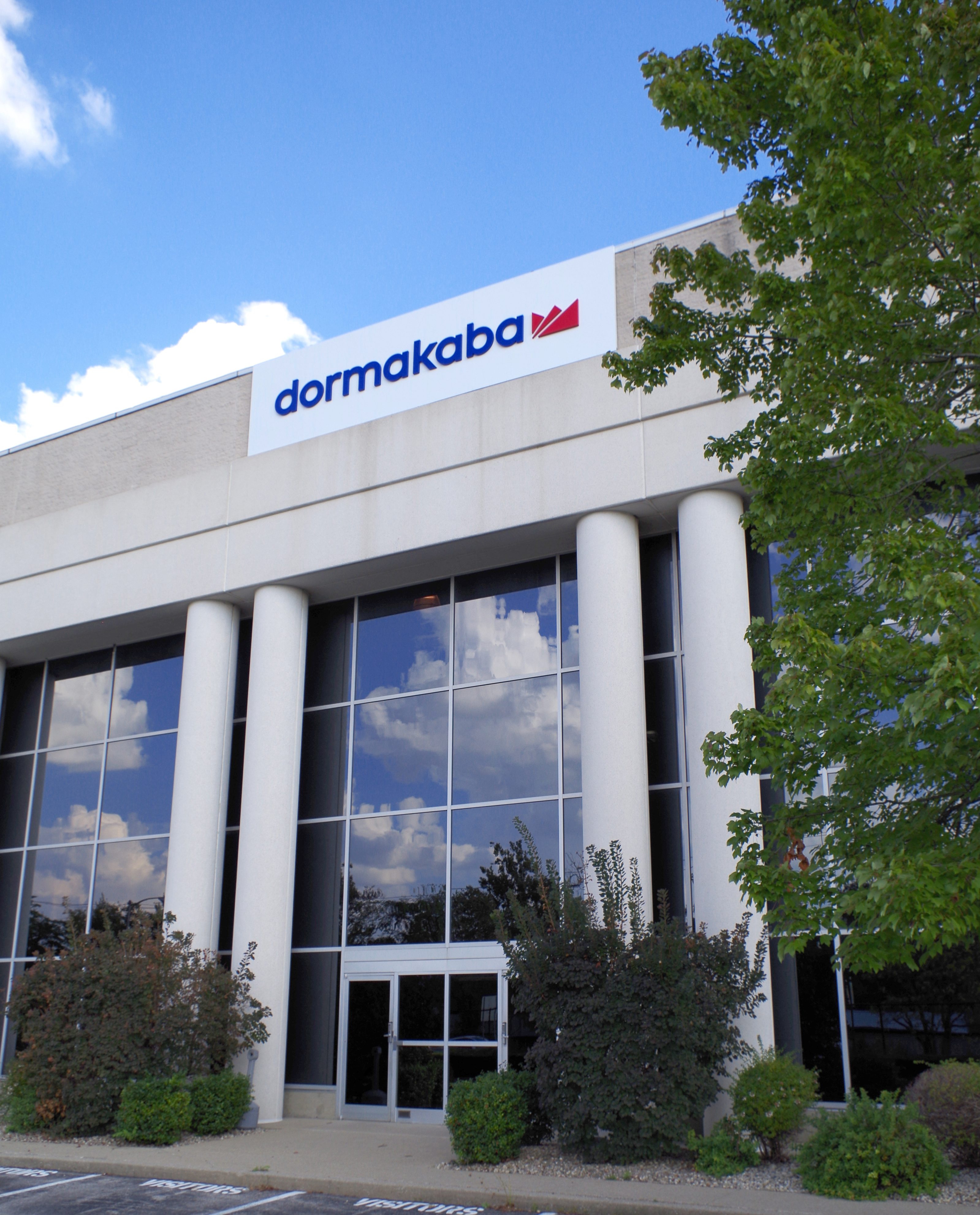 dormakaba office page