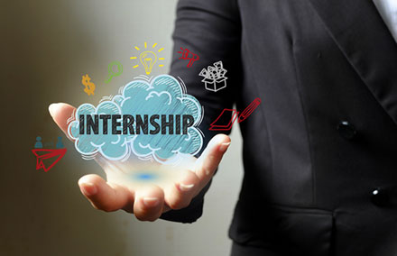 how to turn internship into a job