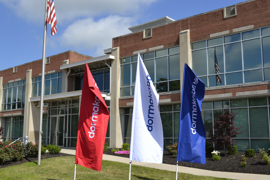 Company Flags
